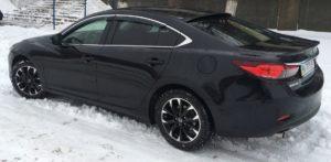 Диски Mazda 6 New R17 Оригинальные параметры и дизайн