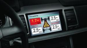 Система TPMS датчики давления шин