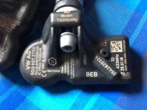 Датчики давления шин Porsche Macan 5Q0907275B