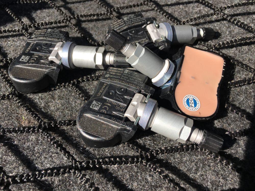 Датчики давления шин Hyundai Elantra AD 2016