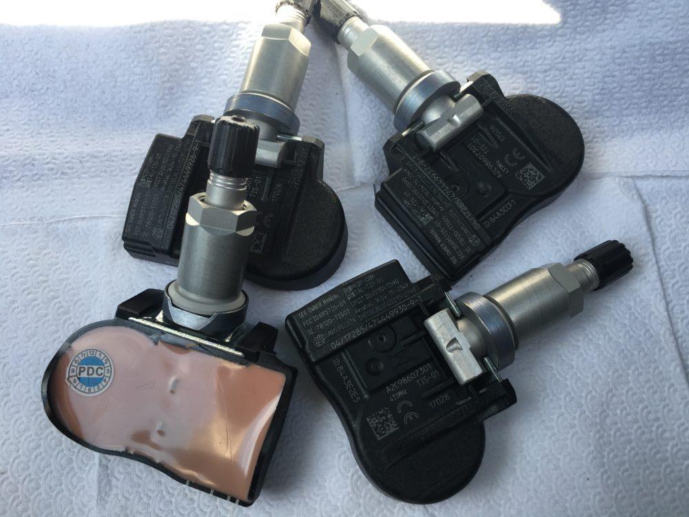 Датчики давления шин Hyundai i30 PD A2C96221101