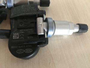 Датчики давления шин Kia Ceed