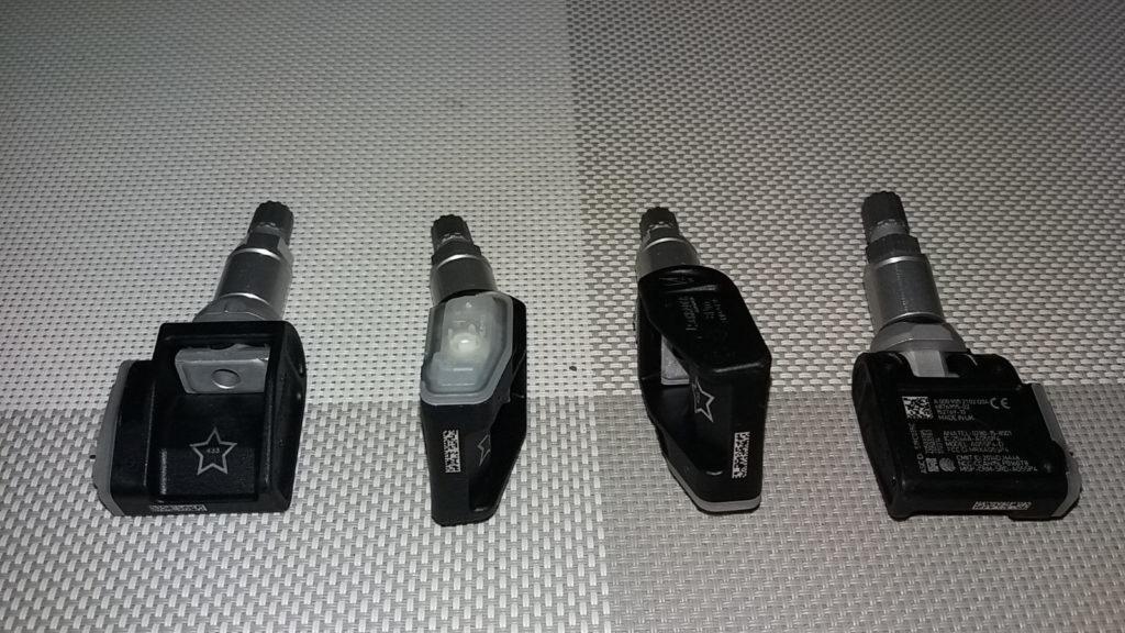 датчики давления шинMercedes E213 W213 A0009052102