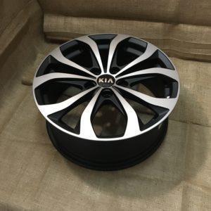 Kia Sportage 4 - Шины, диски и колёса
