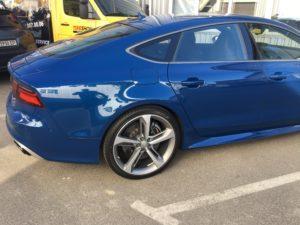 Оригинальные диски Audi RS7 R21