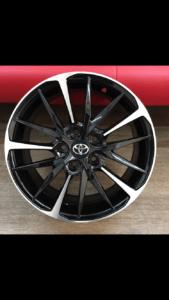 Оригинальные диски Toyota Camry New R17