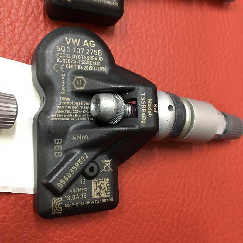 Датчики давления в шинах Audi Q8 (5Q0907275B)