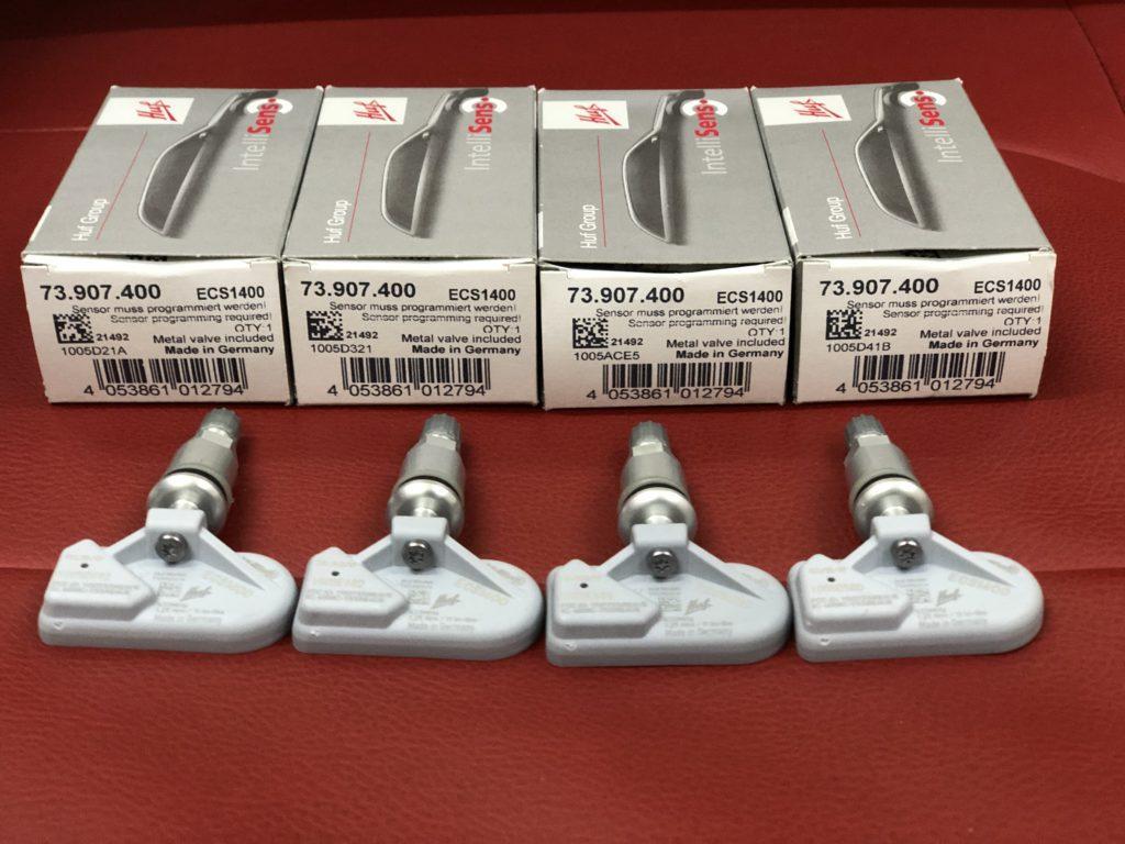 Датчик давления в шинах BMW X5 G05, G06, X7, X8, G11, G30 (36106887147)