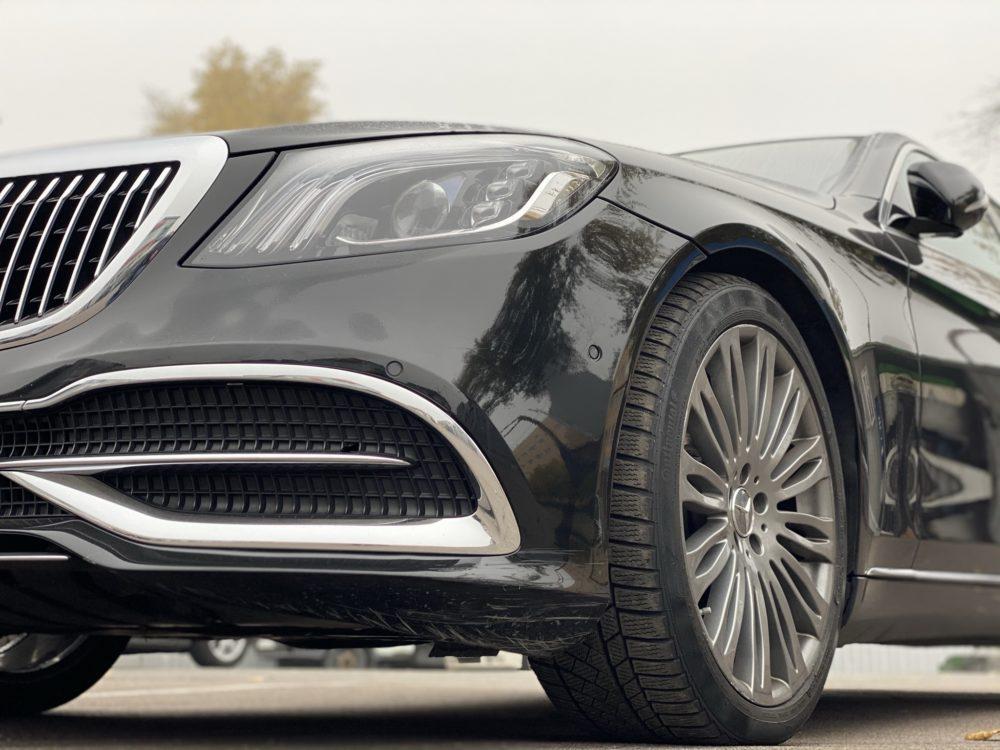 Диски Mercedes replica Maybach s222
