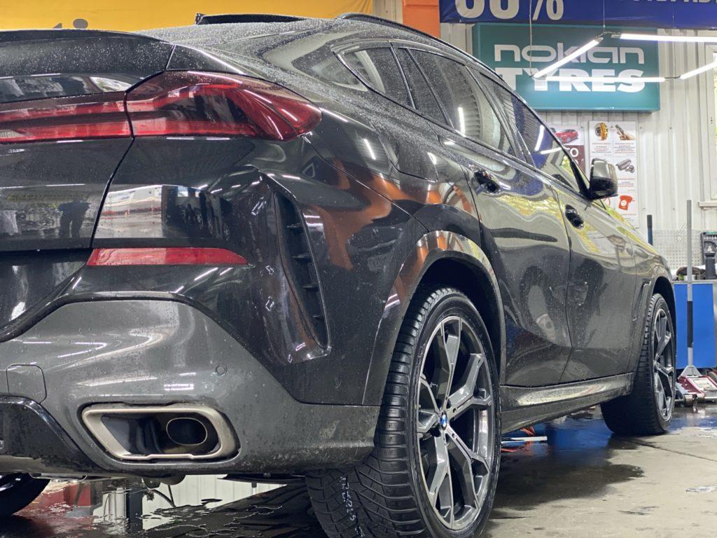 Кованые диски BMW X6
