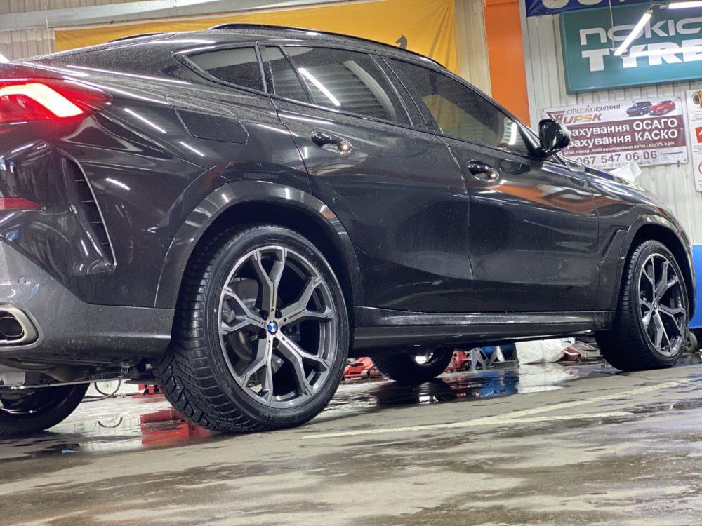 Кованые диски BMW X6M G06