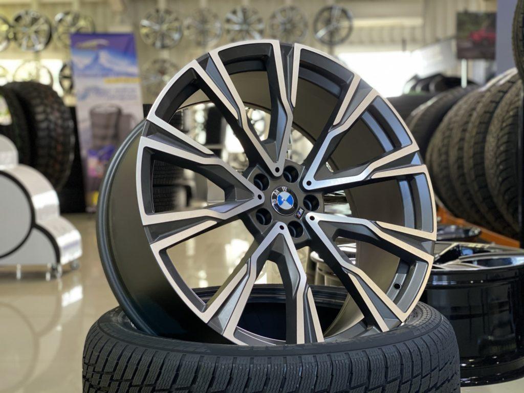 Кованые диски BMW X7