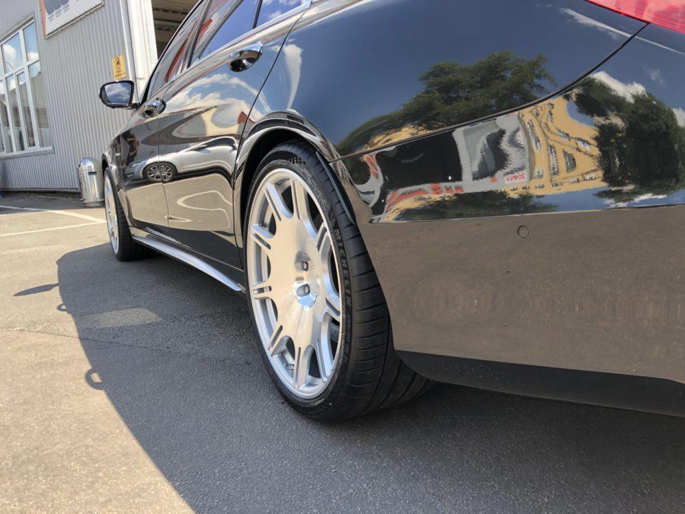 Кованые диски Mercedes под заказ