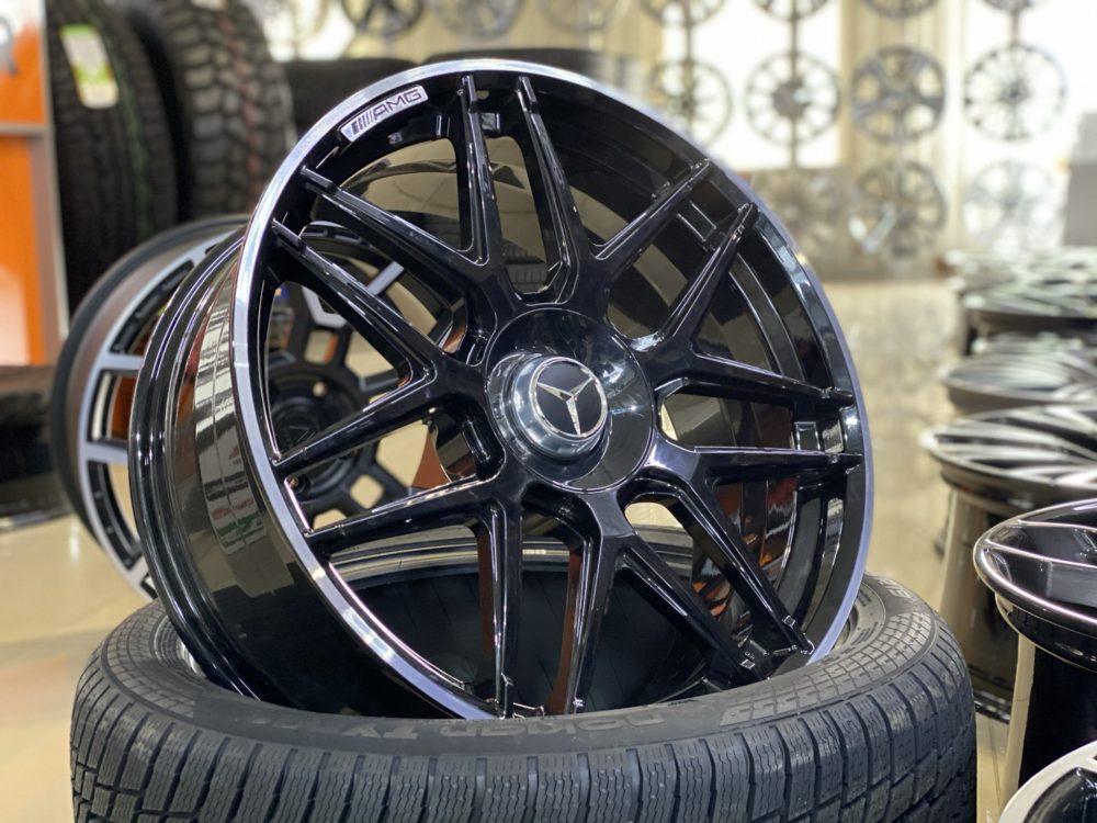 Кованые диски Mercedes E63 AMG R20