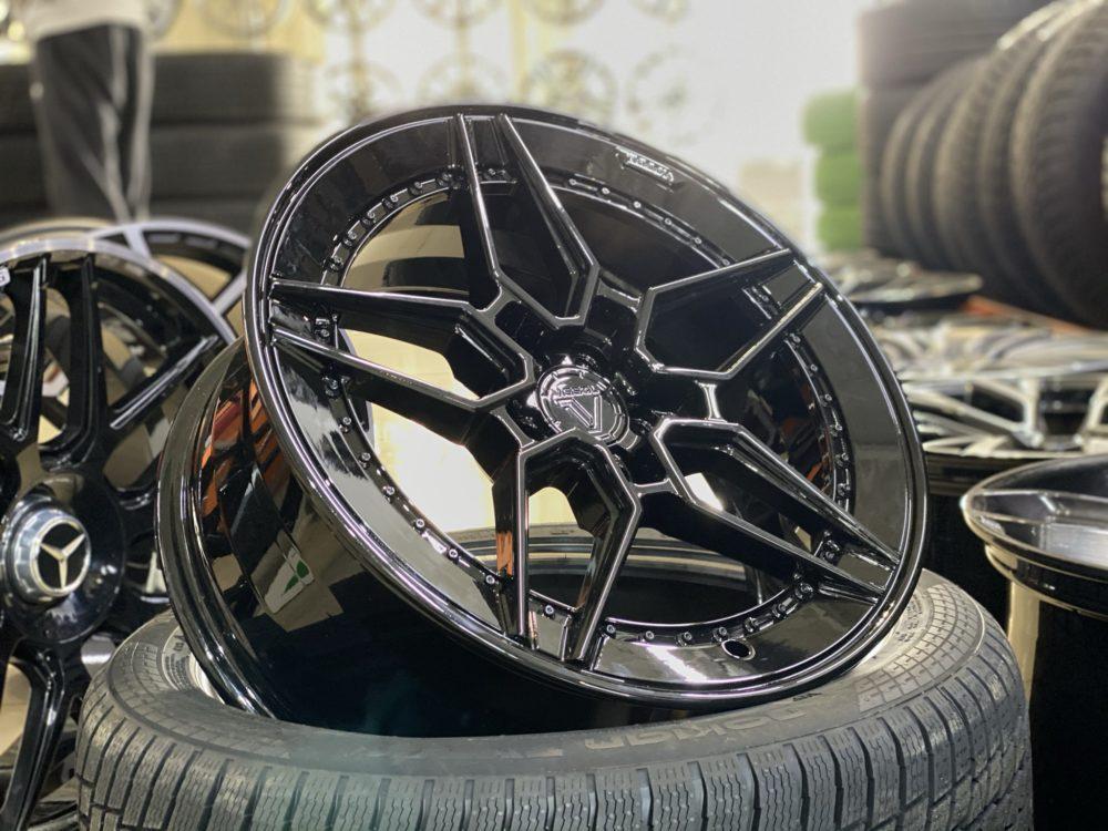 Кованые диски Mercedes E63S AMG