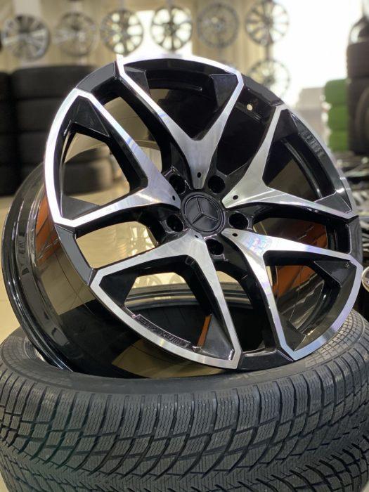 Кованые диски Mercedes gelenvagen