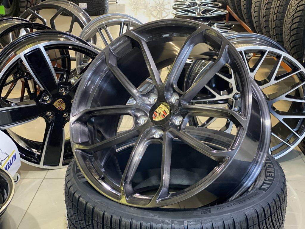 Кованые диски Porsche Cayenne