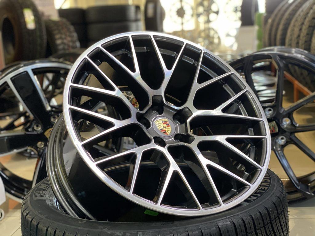 Кованые диски Porsche Macan