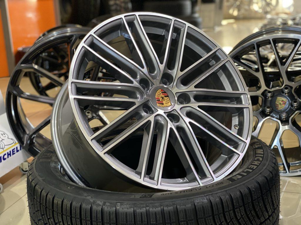 Кованые диски Porsche Panamera