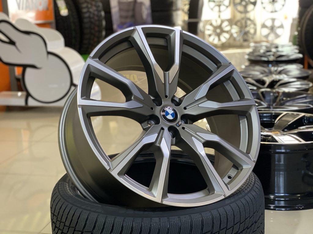 Литые диски BMW X7