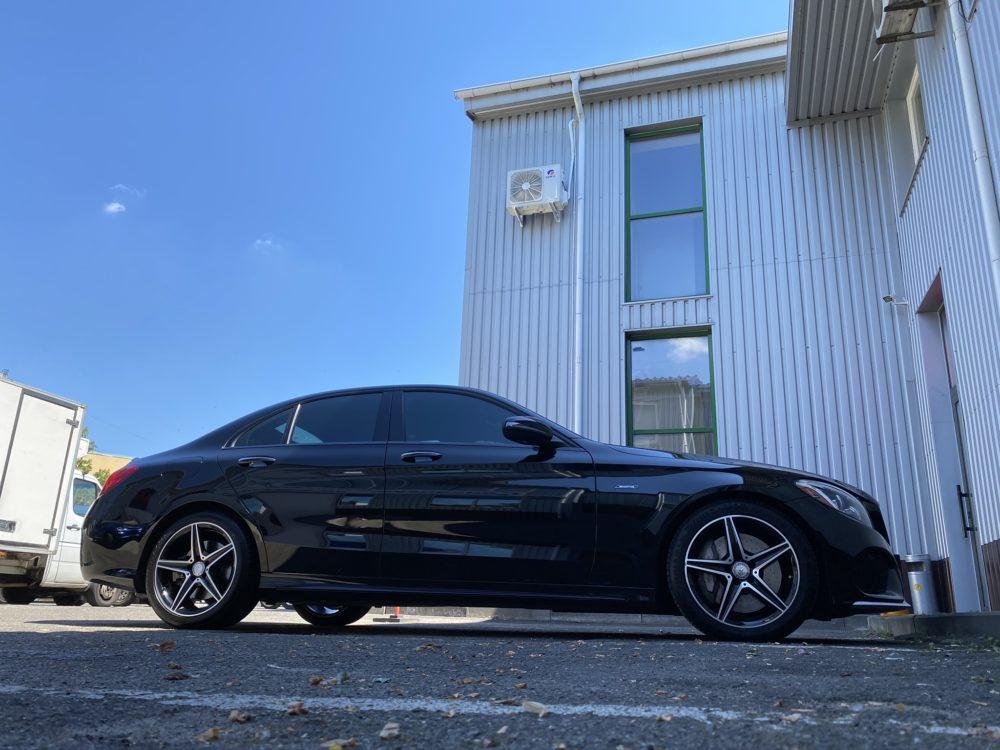 Литые диски Mercedes