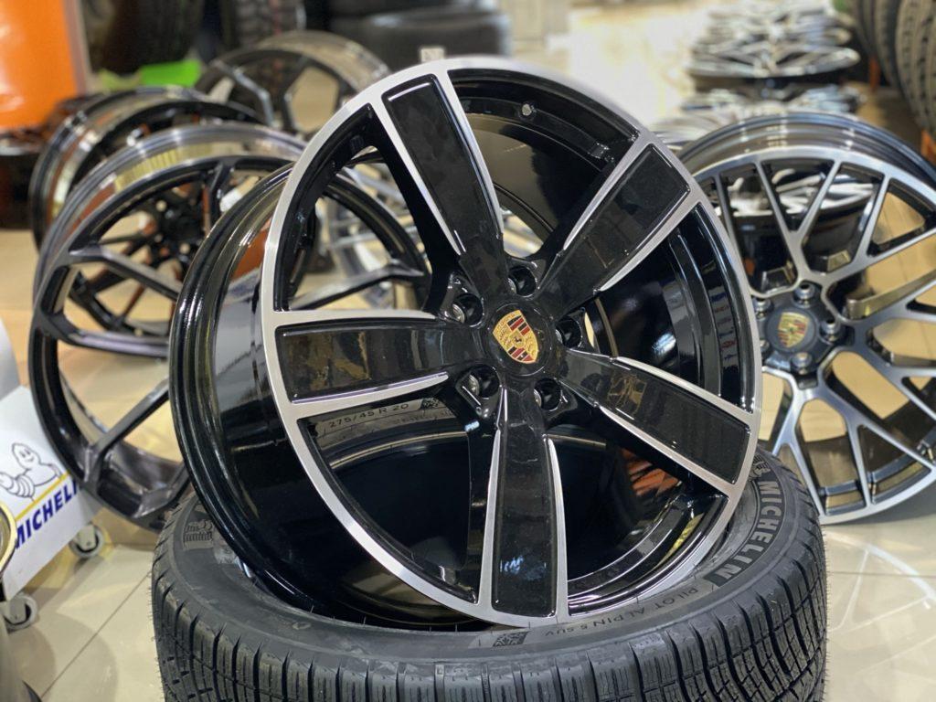 Оригинальные диски Porsche Cayenne