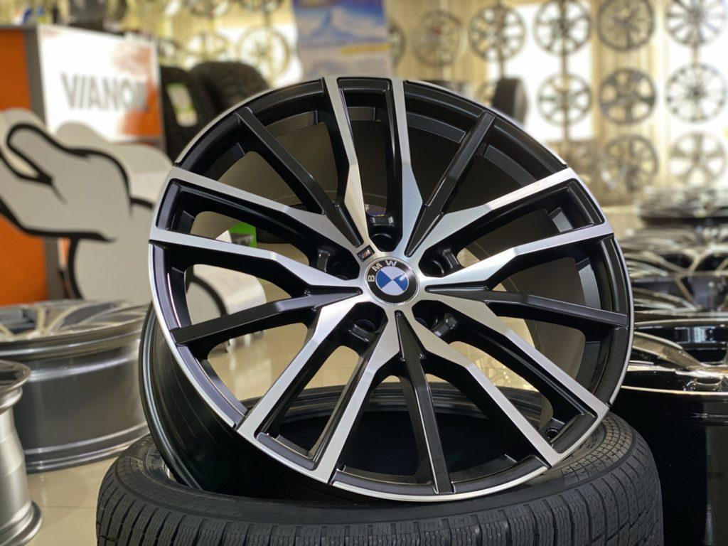Оригинальные кованые диски BMW X5M, X6
