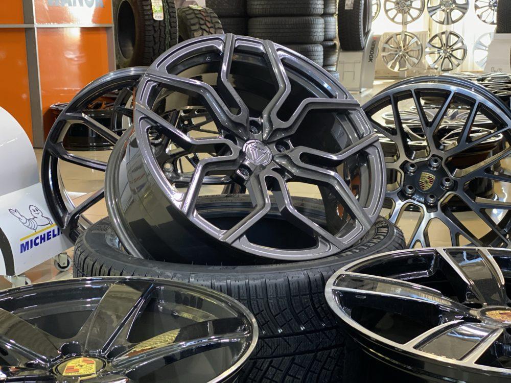 кованые диски porsche cayenne coupe