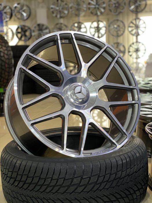 Оригинальные Кованые диски Мерседес Forged-G63-AMG-R22