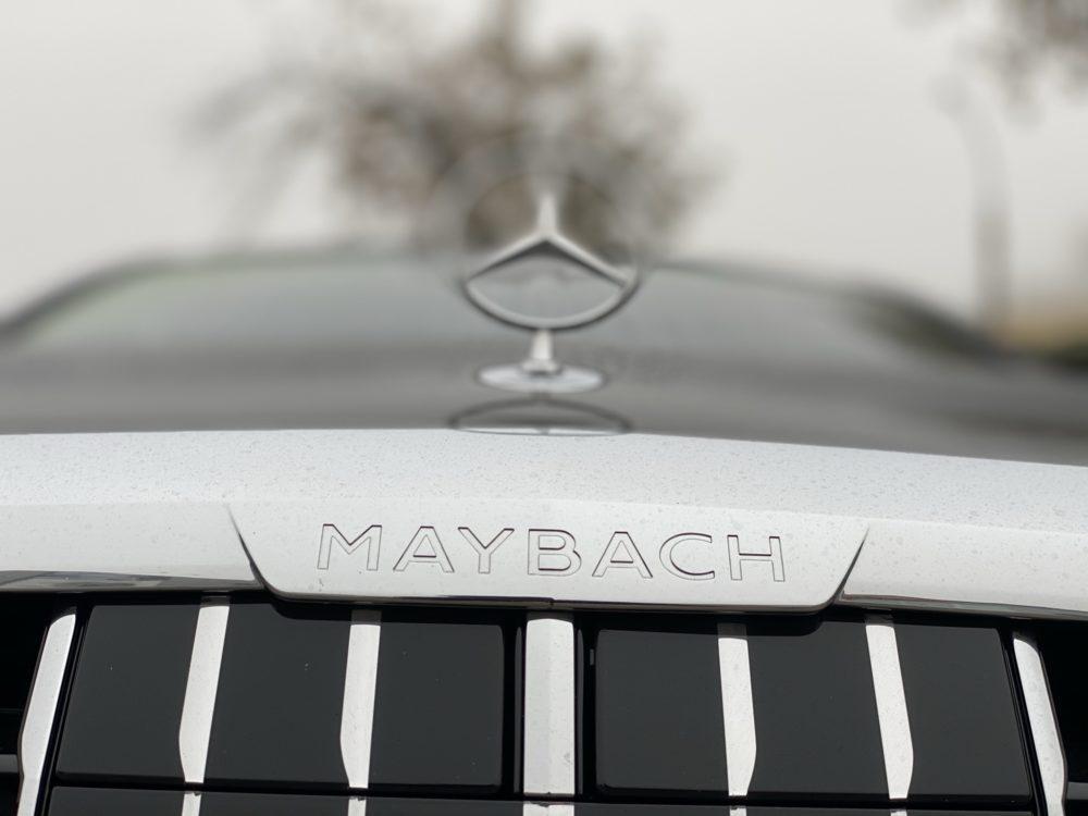Кованые диски Mercedes Maybach s222