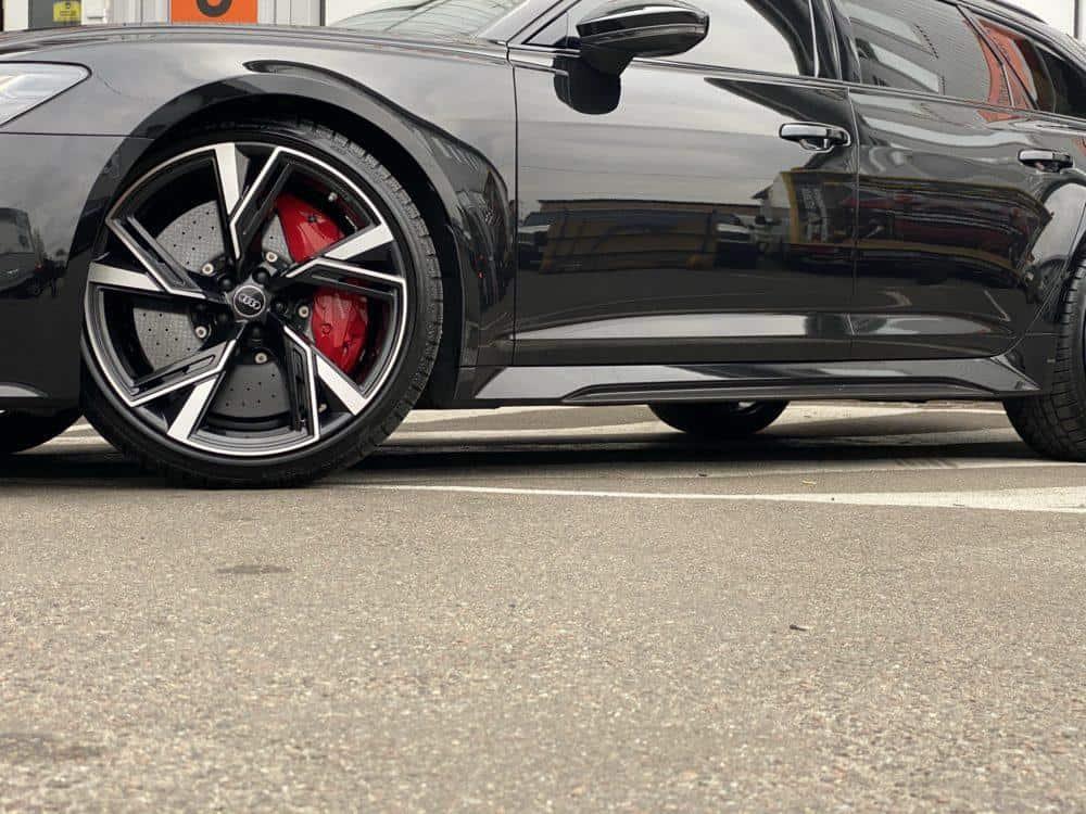Кованые Диски Audi RS6 2020
