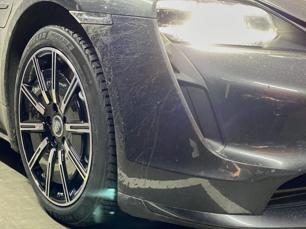 Кованые диски Porsche Taycan 21