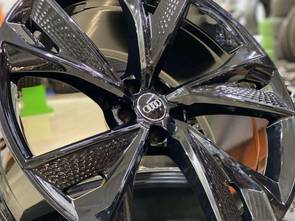 Кованые диски RS6
