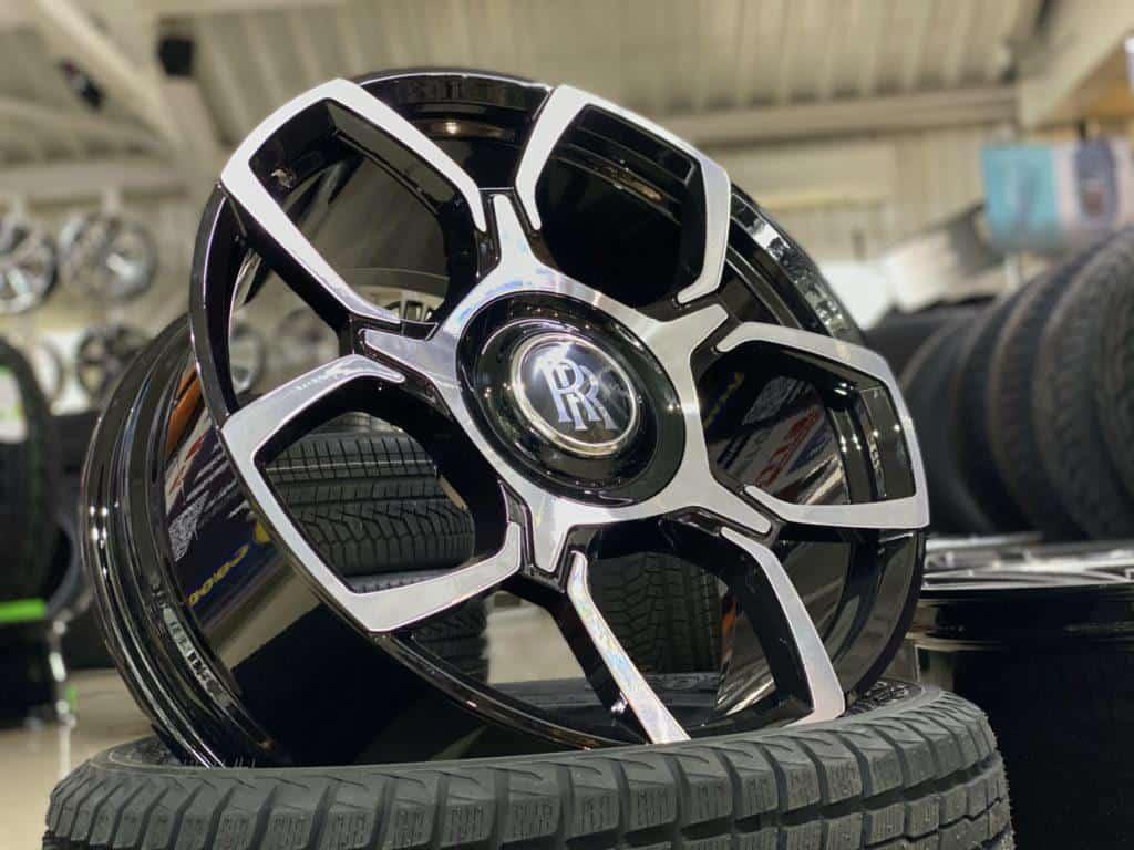 Кованые диски Rolls Royce Cullinan