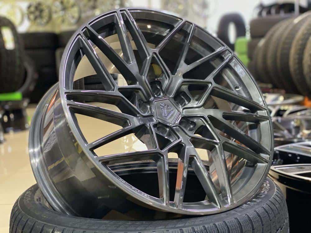 Кованые диски Vissol range rover sport, Land Rover