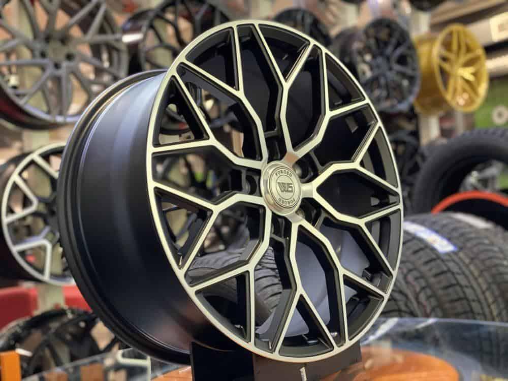 Кованые диски porsche panamera turbo s