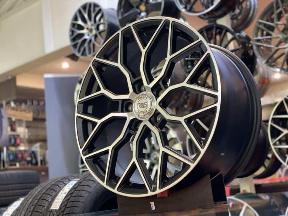 Кованые диски porsche panamera turbo