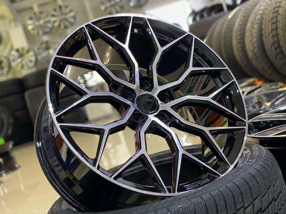 Кованые диски range rover Vossen sport, Land Rover