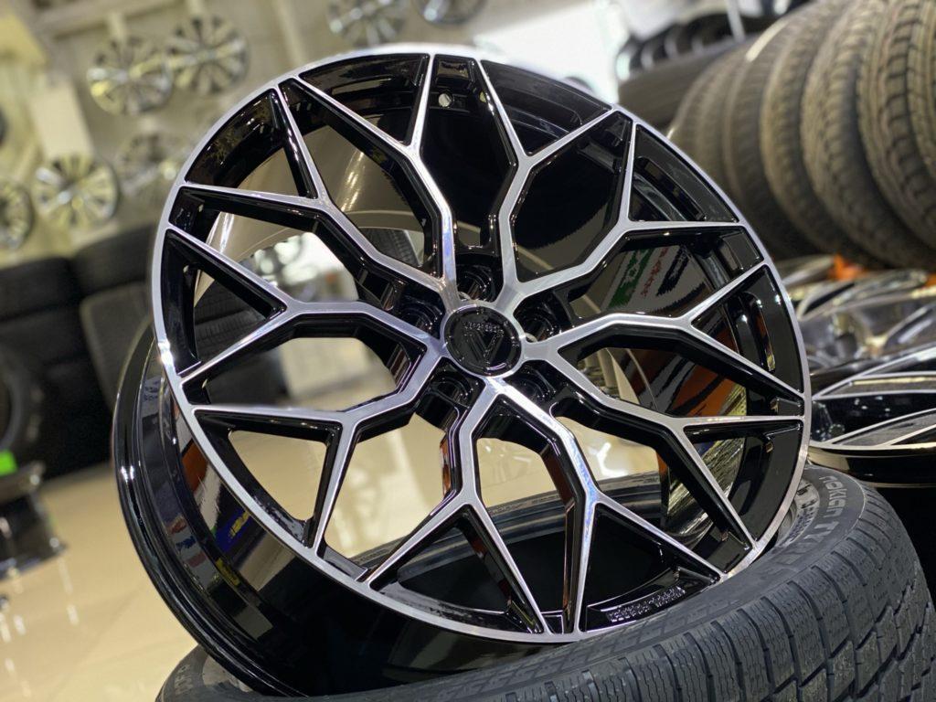 диски Porsche Taycan Turbo
