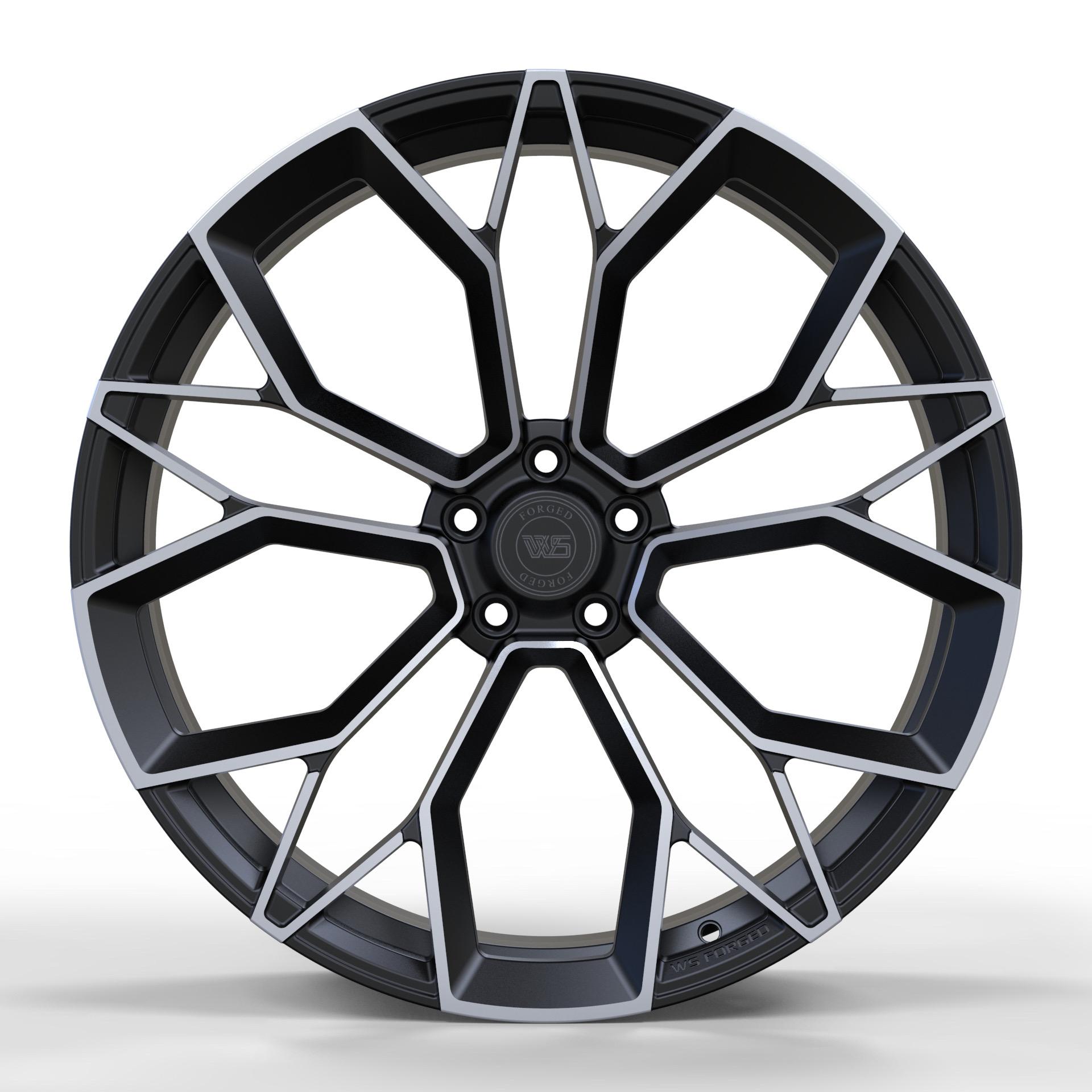 Audi Q7 диски кованые