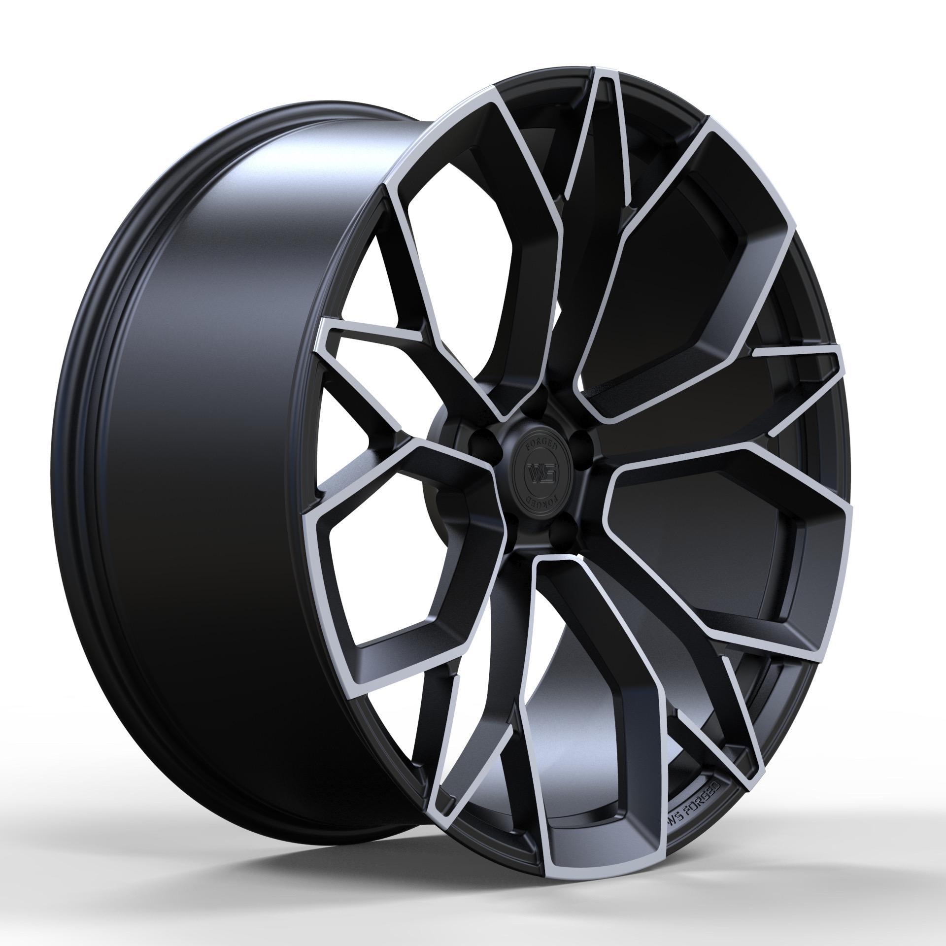 Audi RSQ8 диски кованые