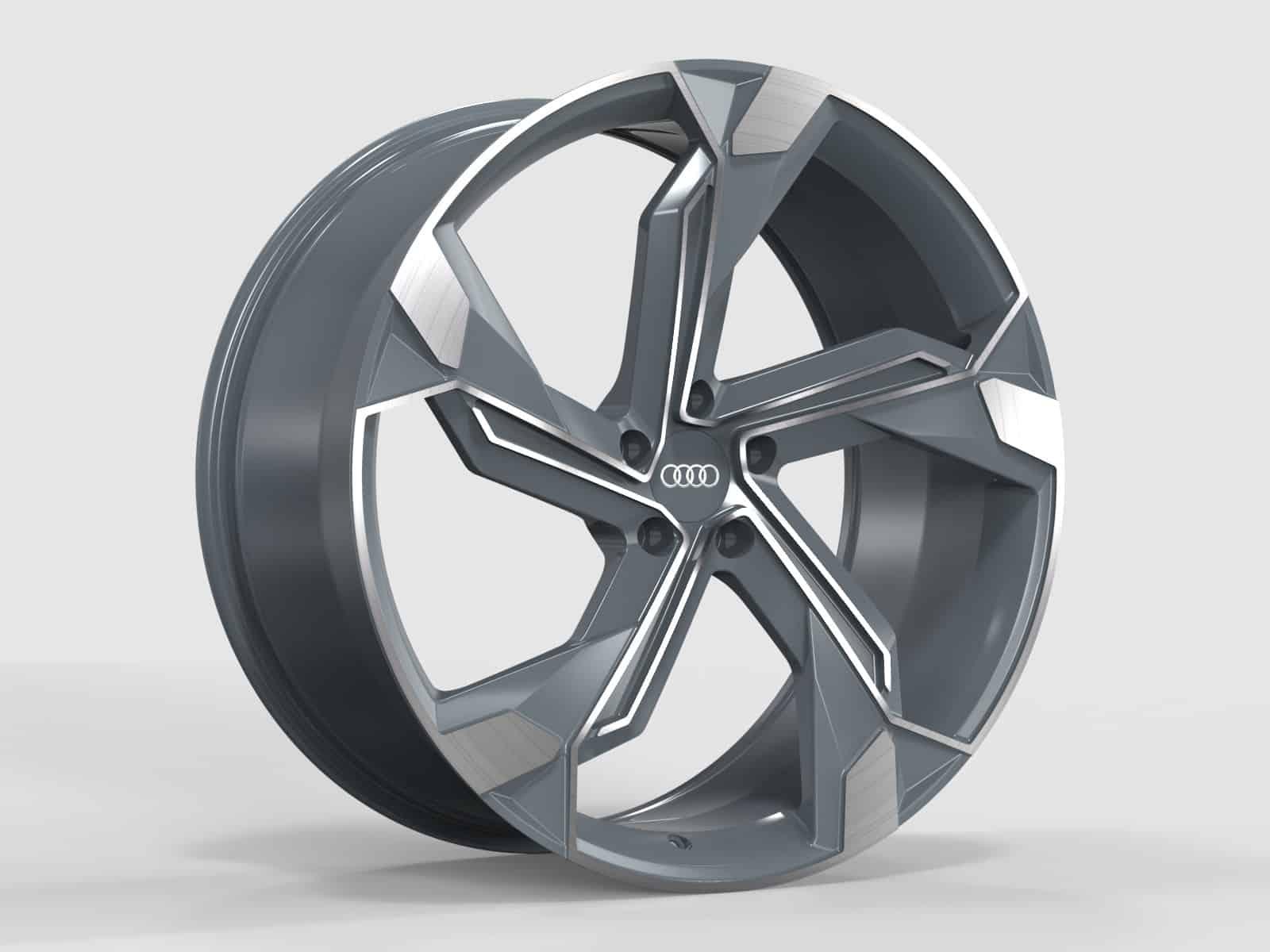 диски Audi E-tron