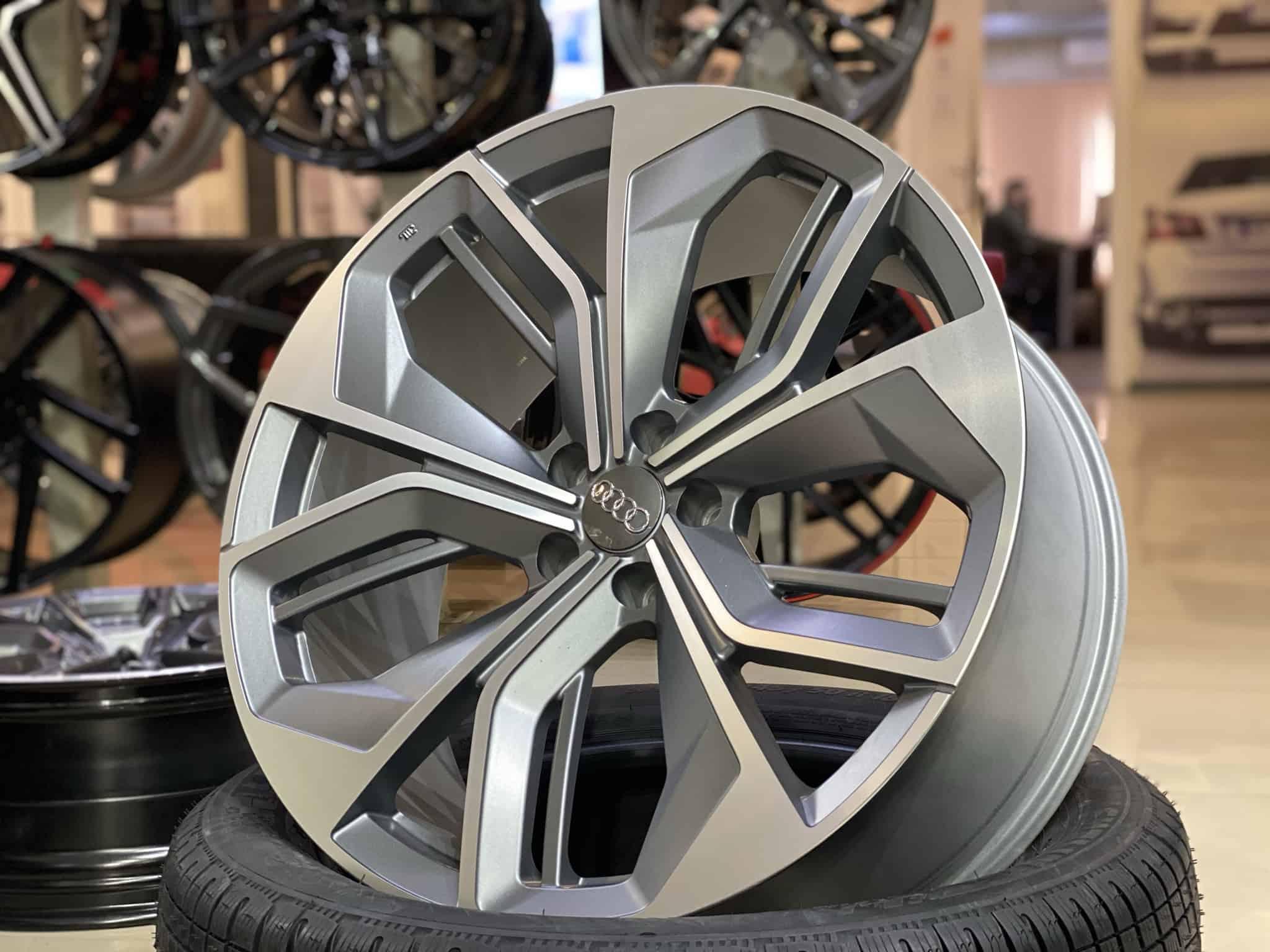 диски Audi Q7 SQ7