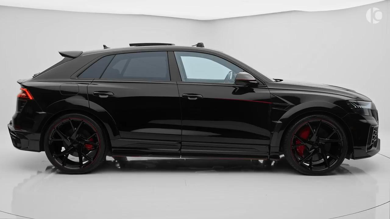 Диски Audi RS Q8 Mansory R23