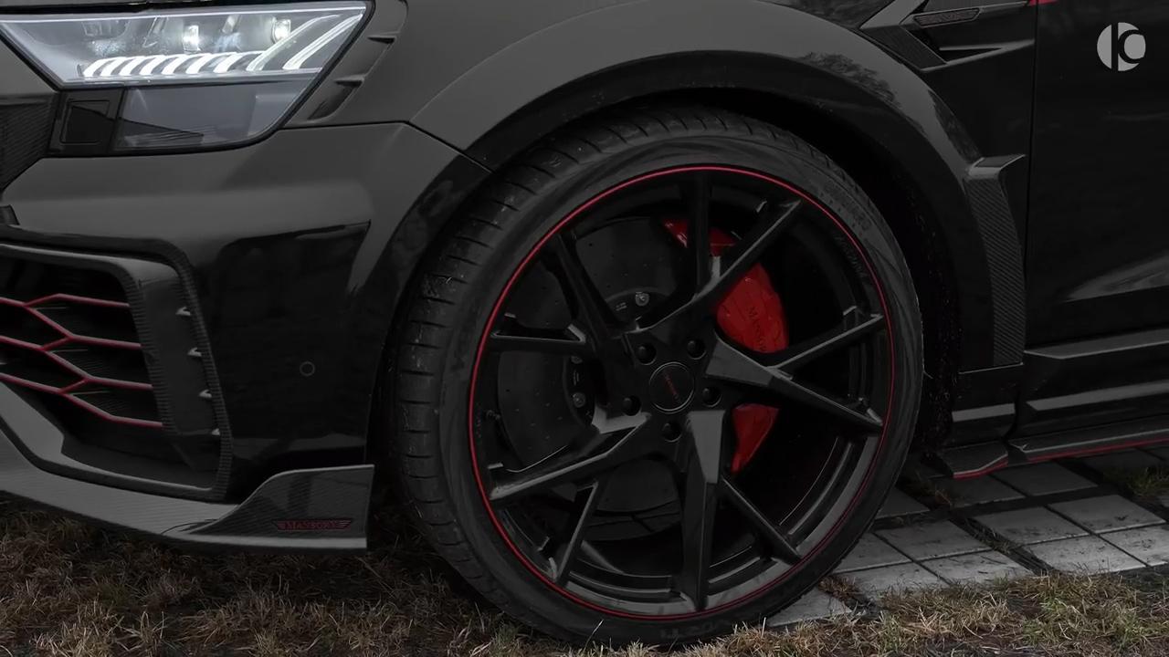 Диски Audi RS Q8 Mansory