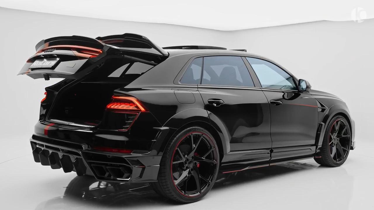 Диски Audi RSQ8 Mansory