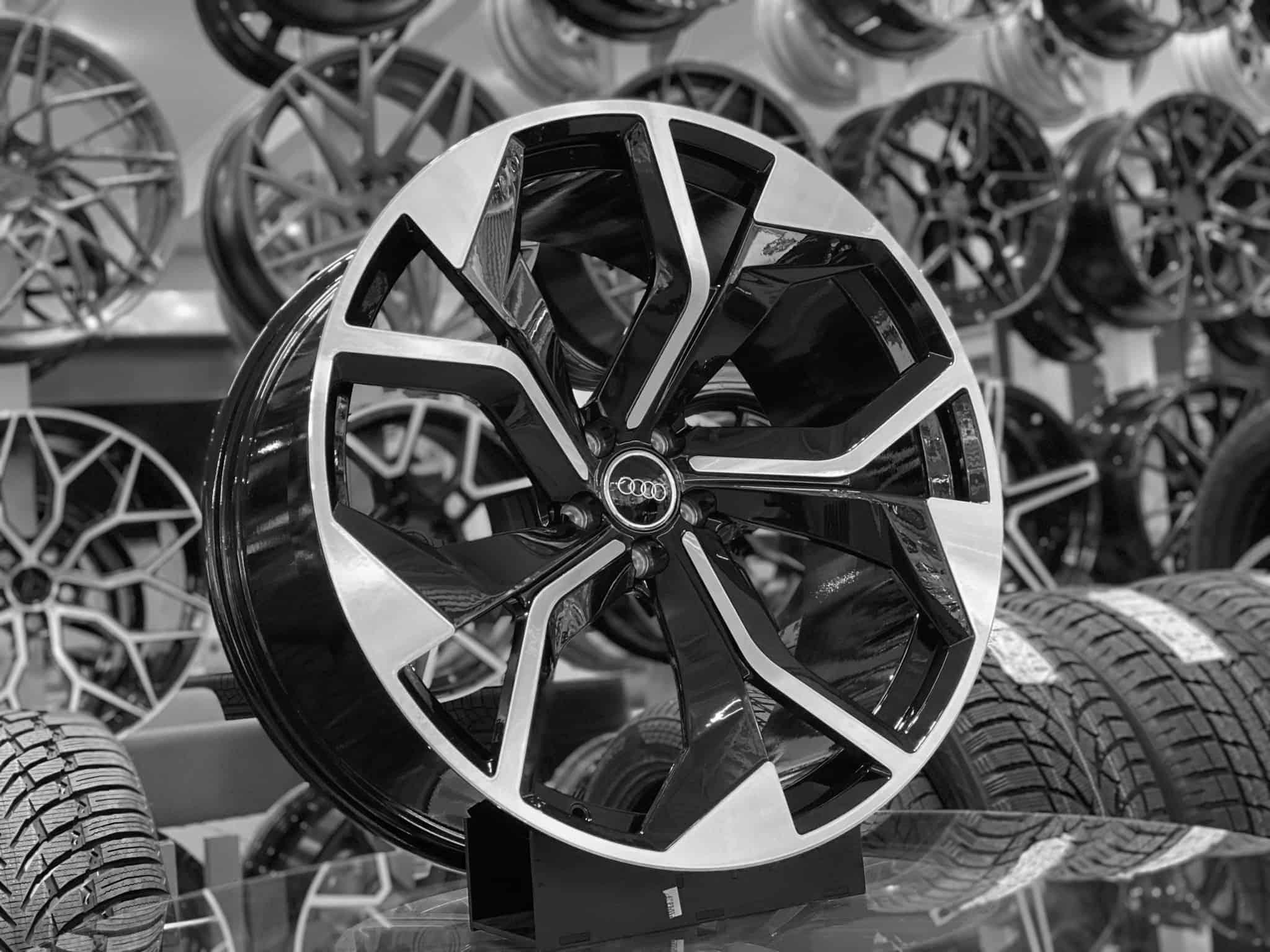 Диски Audi RSQ8 R23