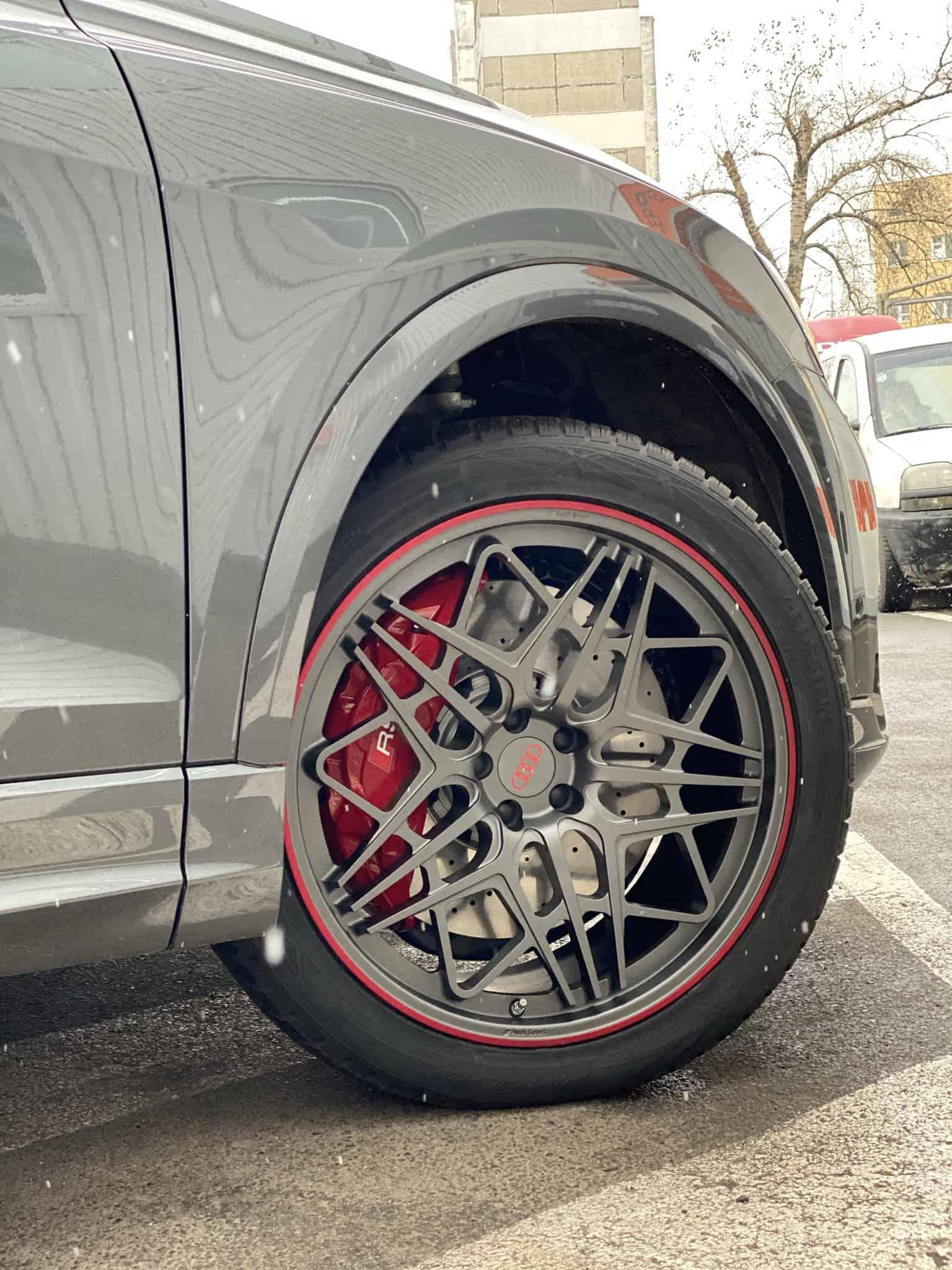 Диски Audi RSQ8