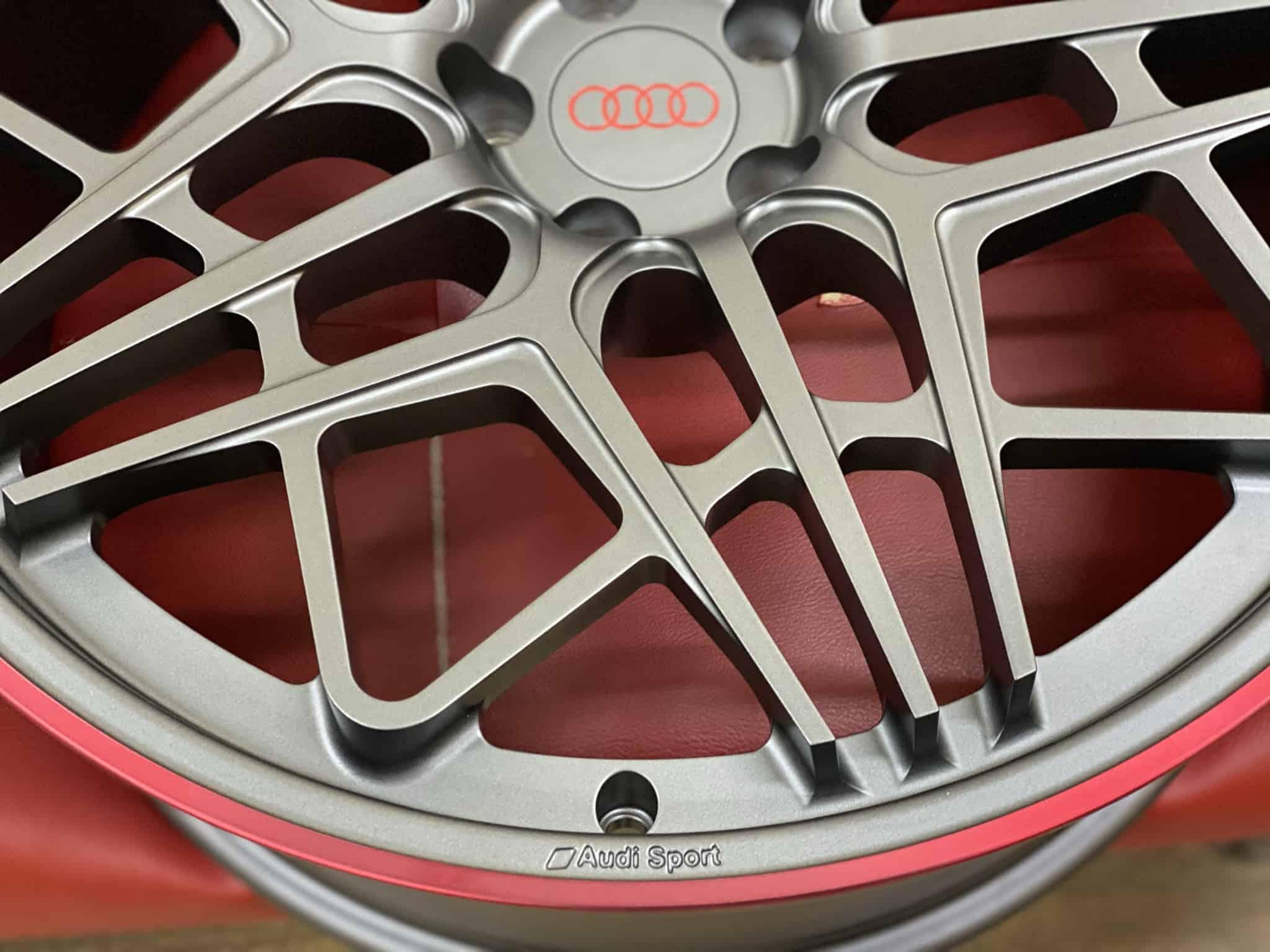 Диски Audi Sport RSQ8