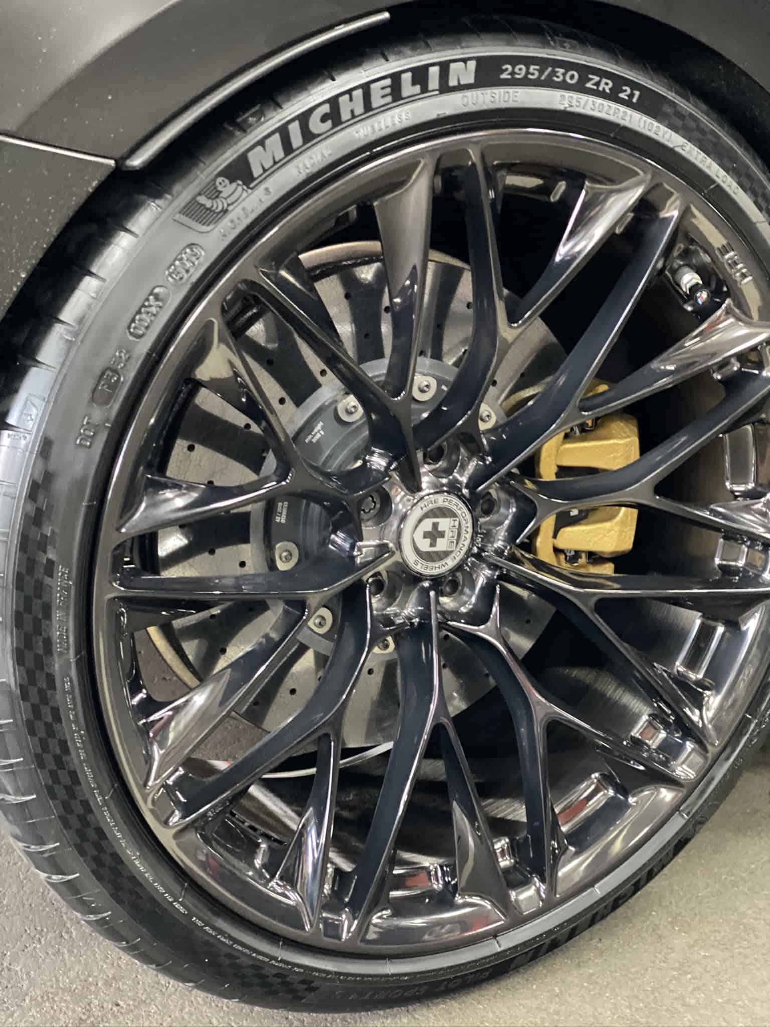 Диски BMW M8 2020